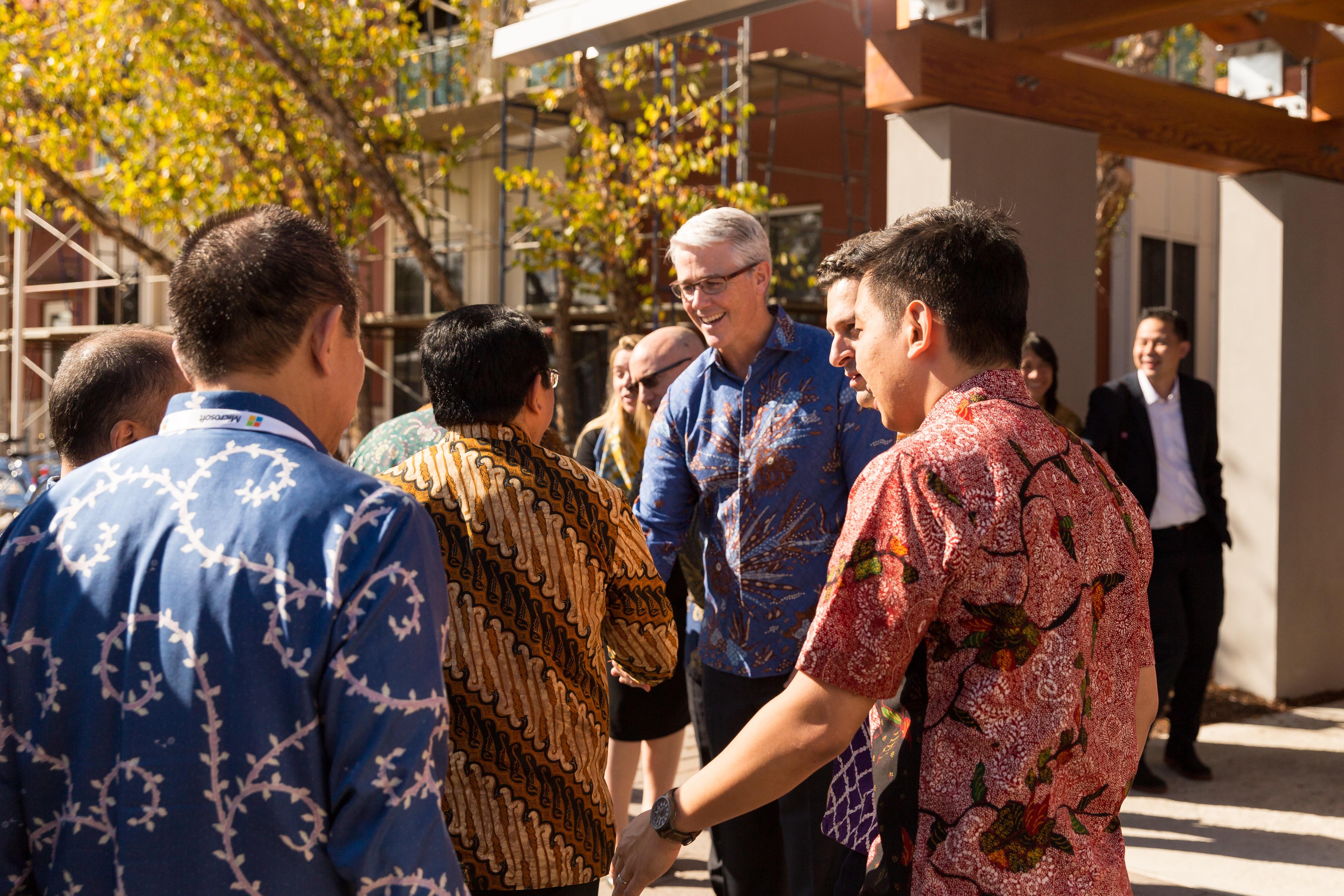 Indo delegation visit to SV - 76 of 115