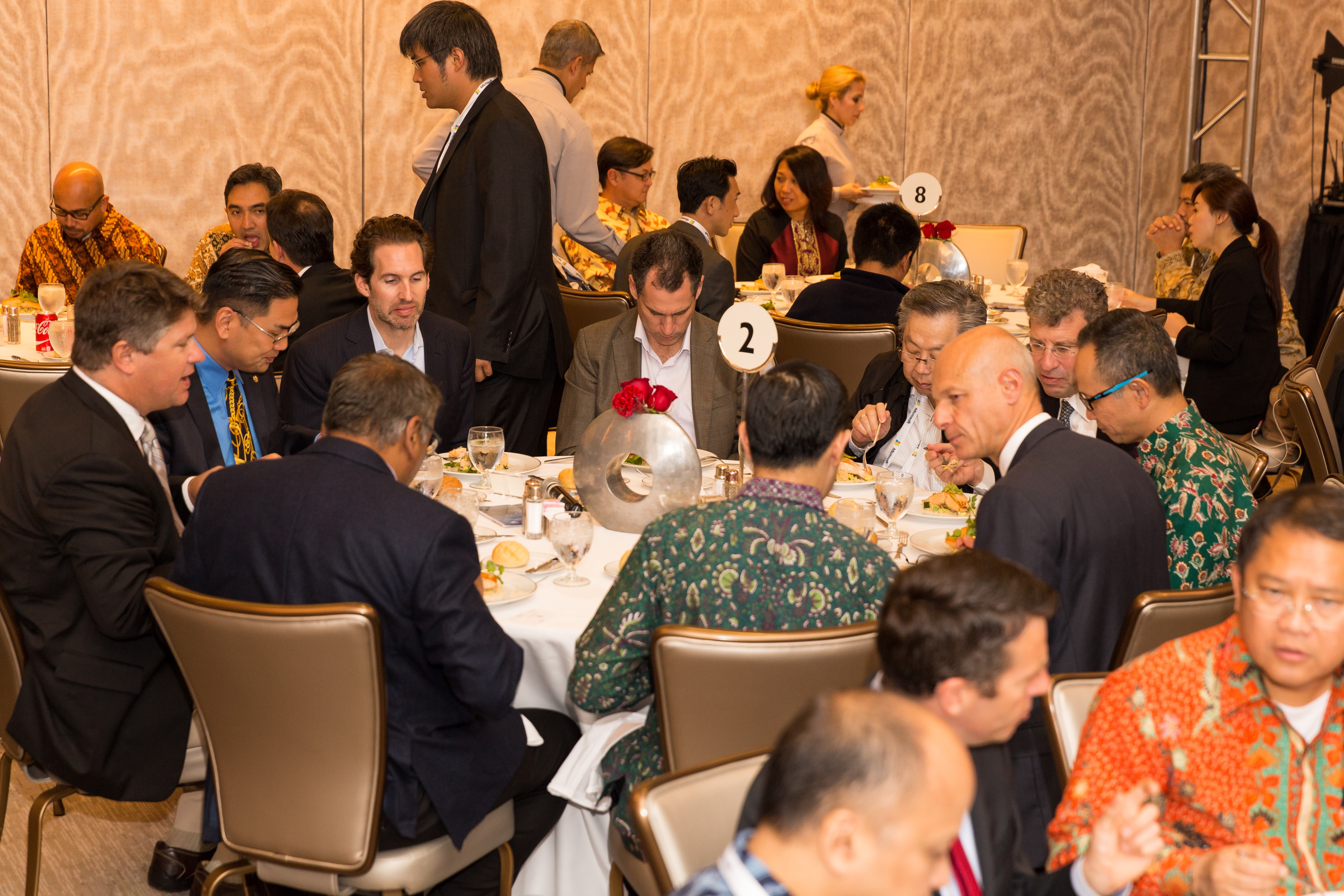 Indo delegation visit to SV - 58 of 115