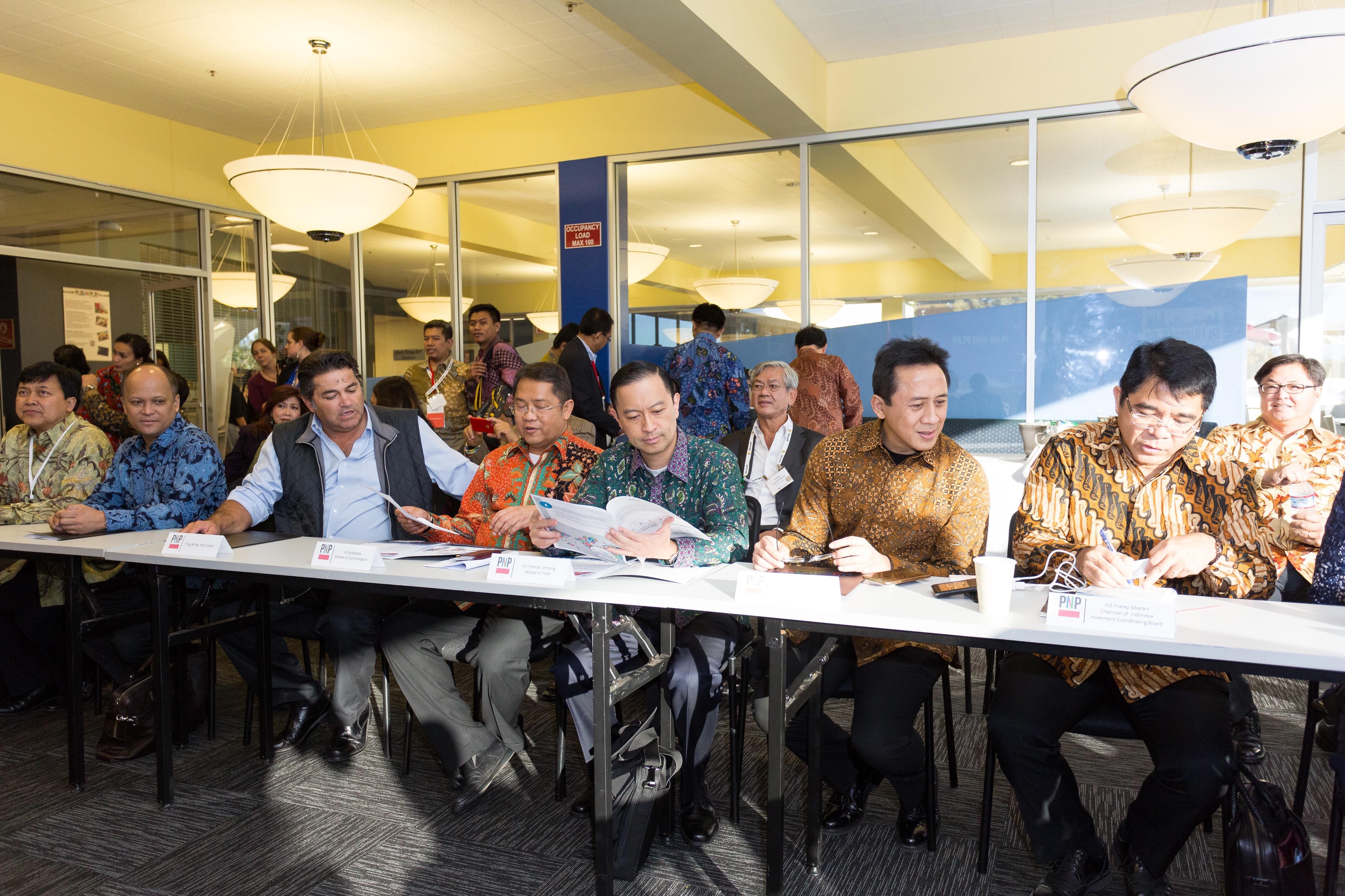 Indo delegation visit to SV - 98 of 115