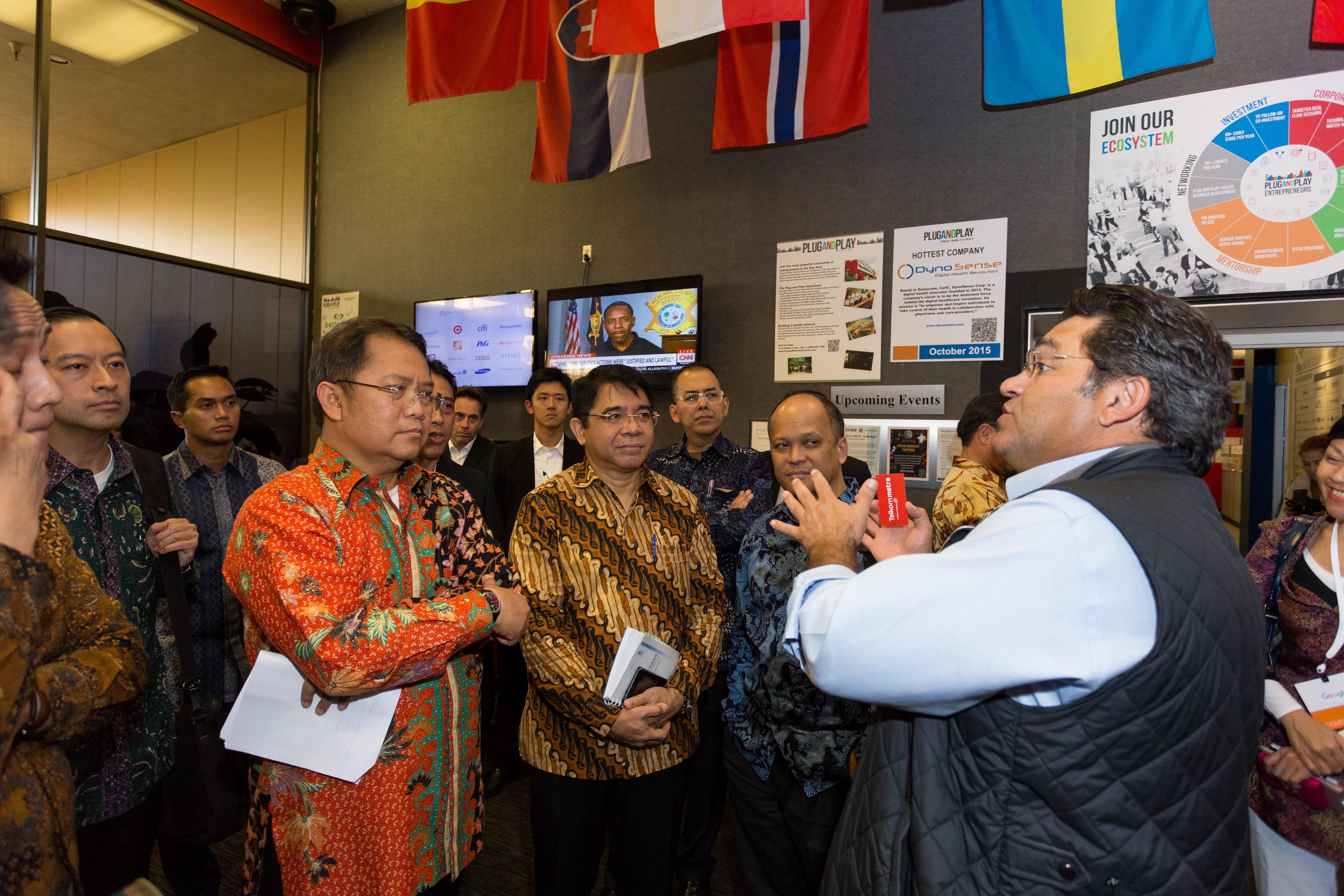 Indo delegation visit to SV - 86 of 115