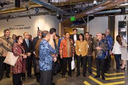 Indo delegation visit to SV - 78 of 115