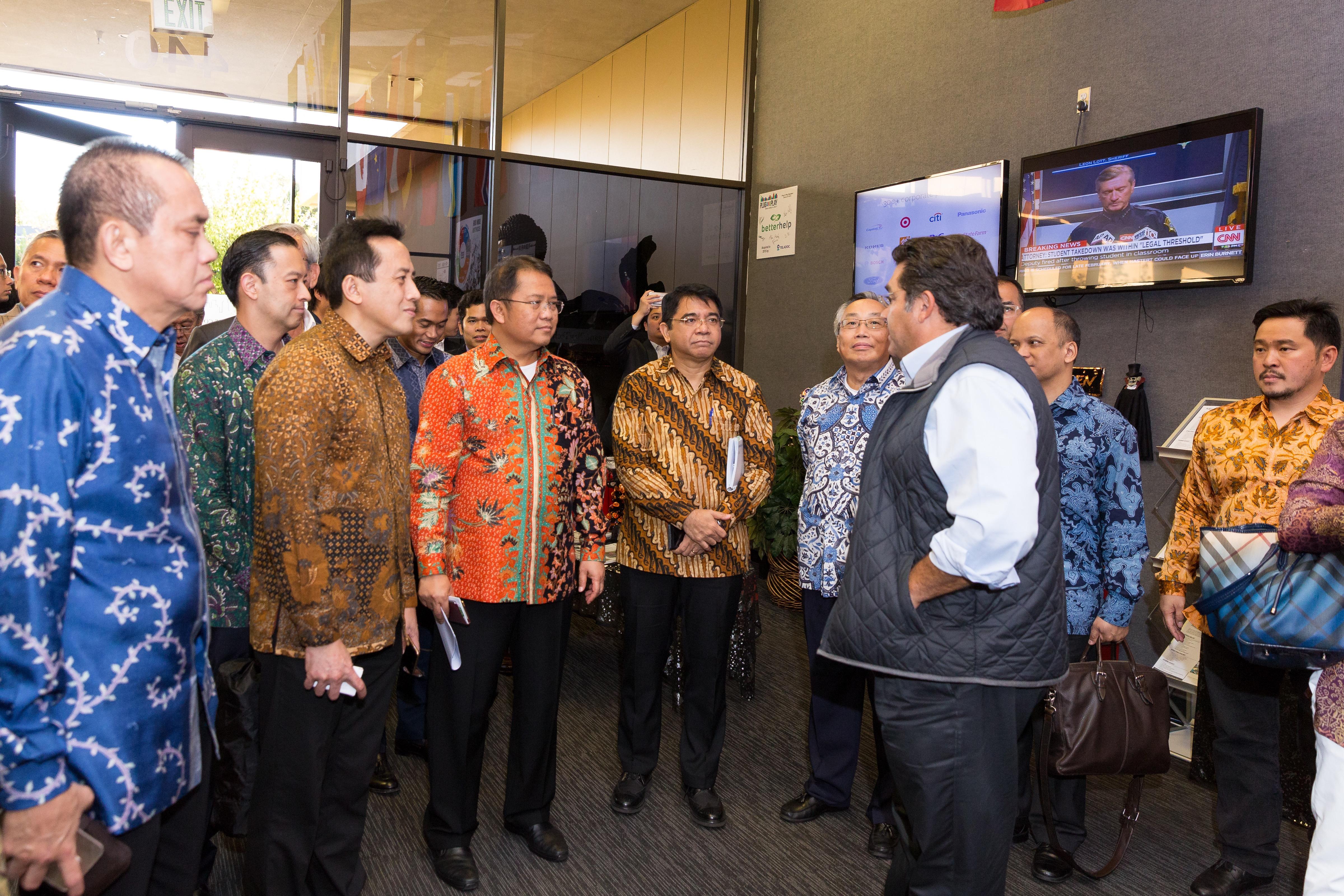 Indo delegation visit to SV - 107 of 115