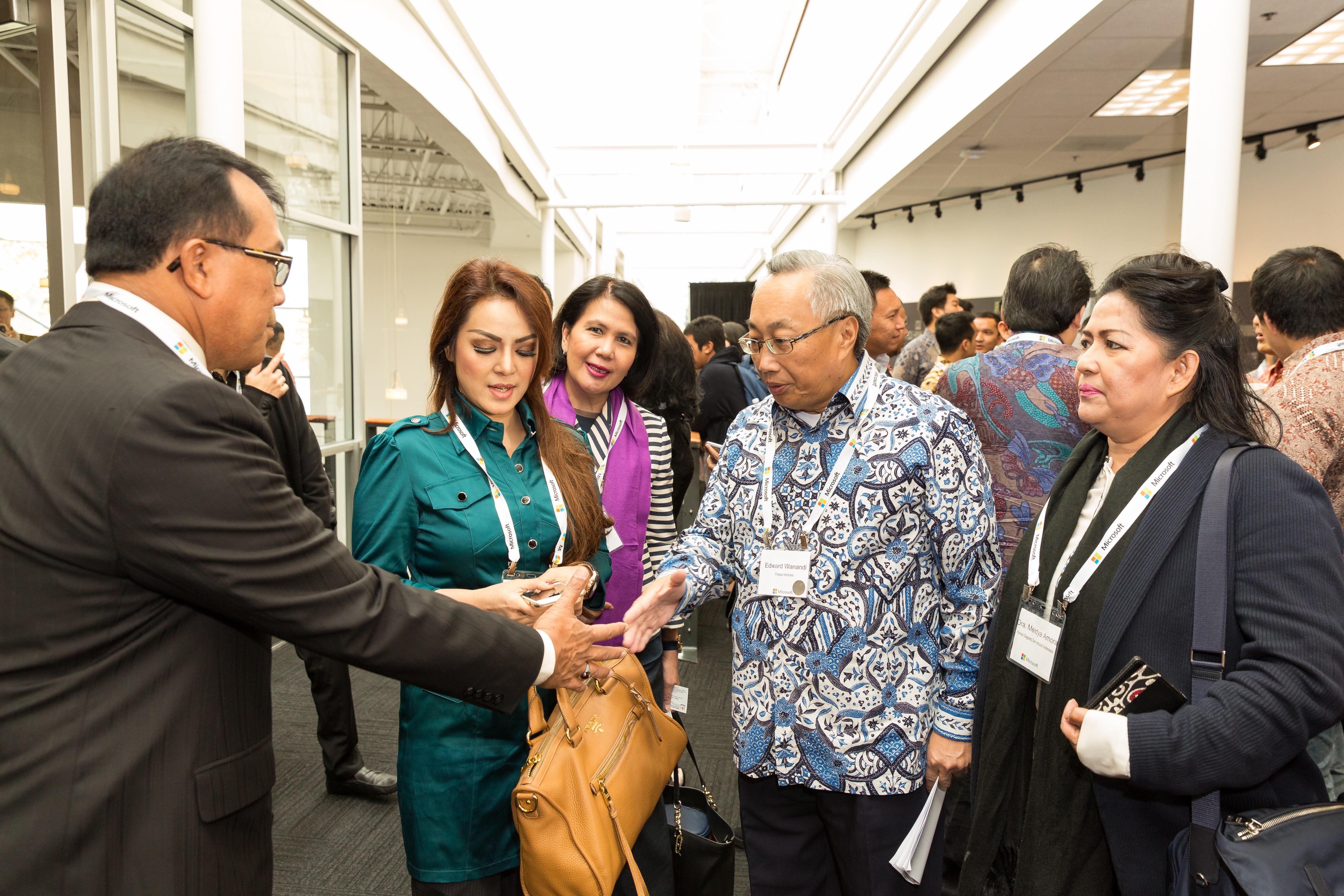 Indo delegation visit to SV - 26 of 115