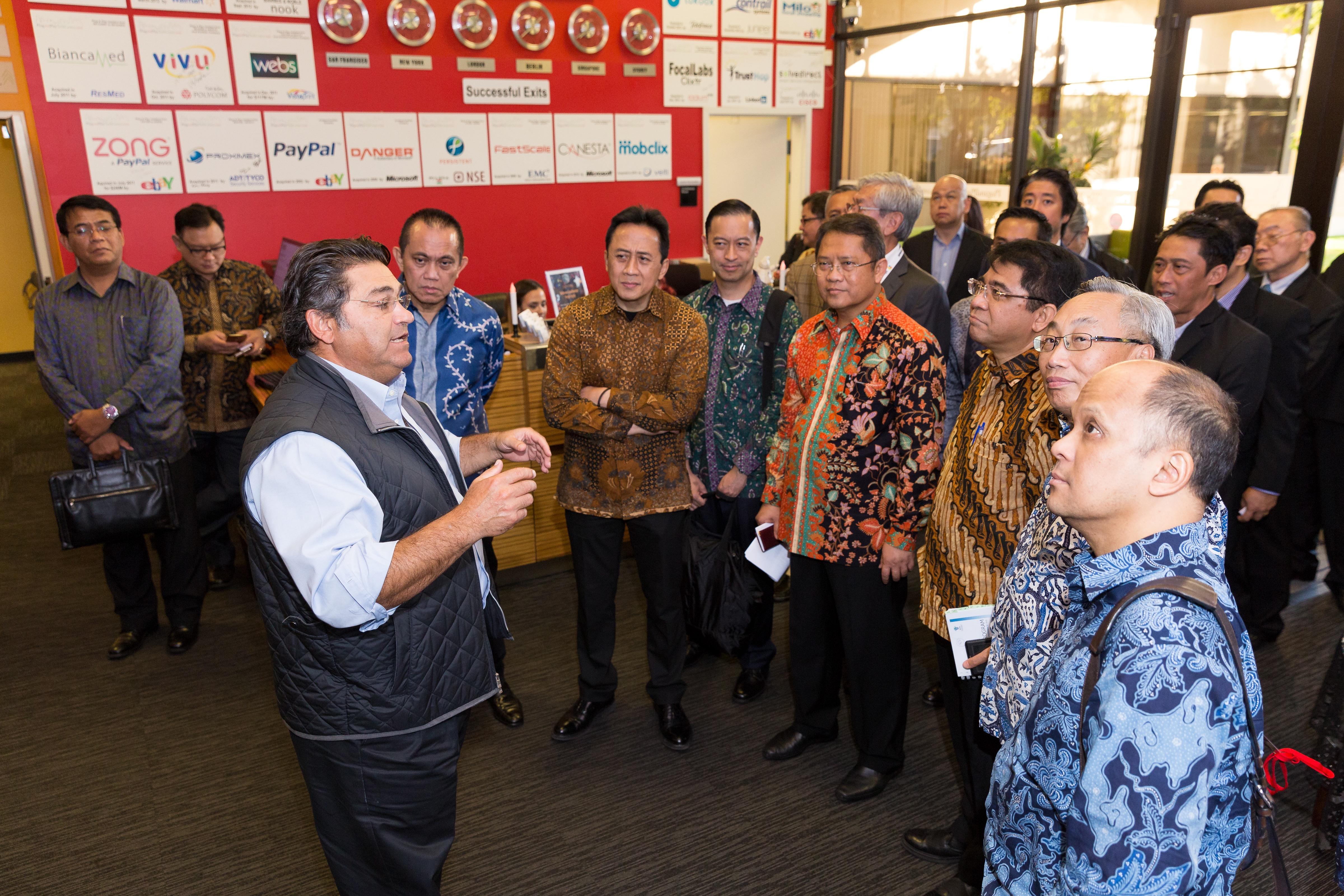 Indo delegation visit to SV - 109 of 115