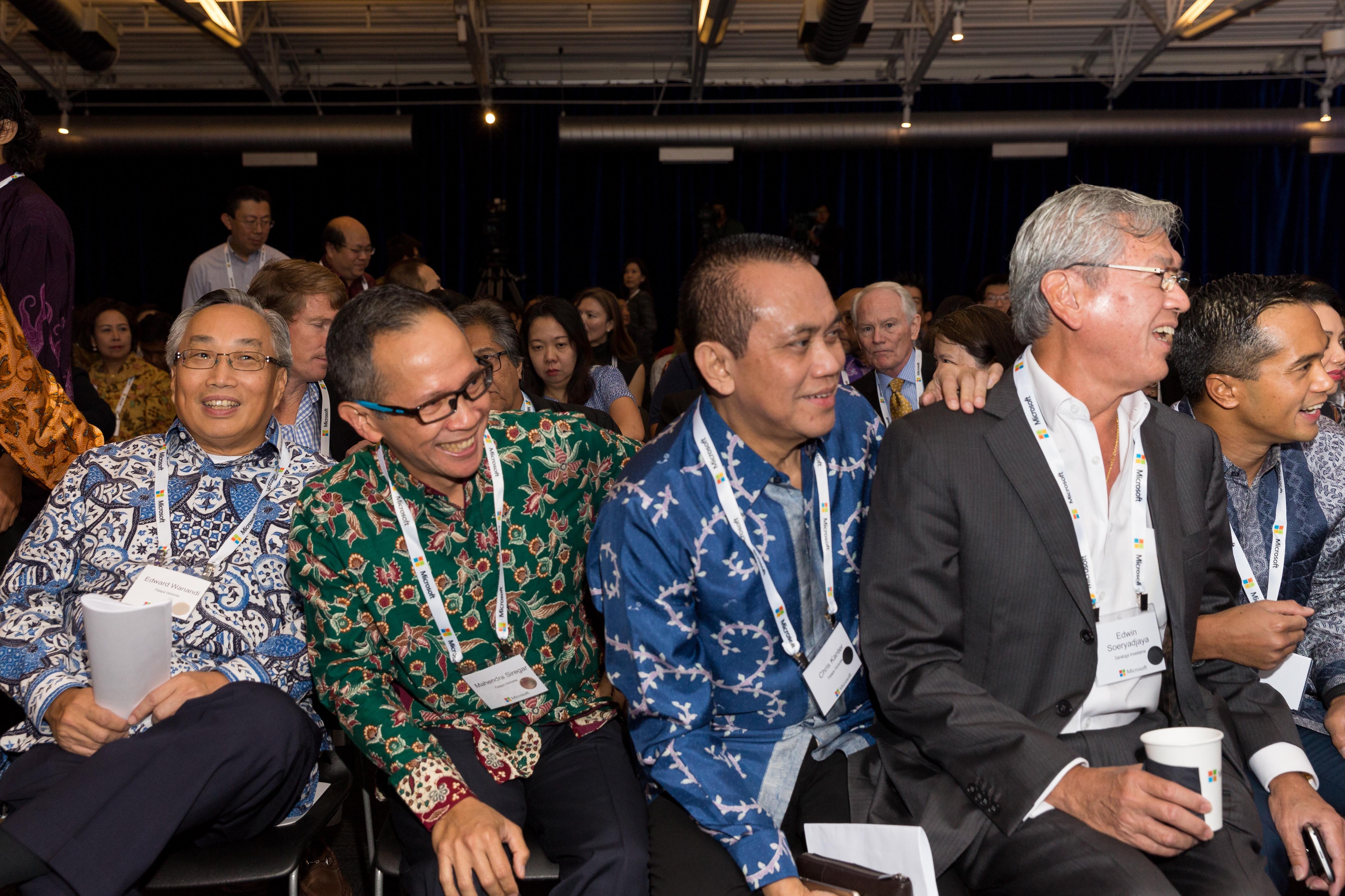 Indo delegation visit to SV - 32 of 115