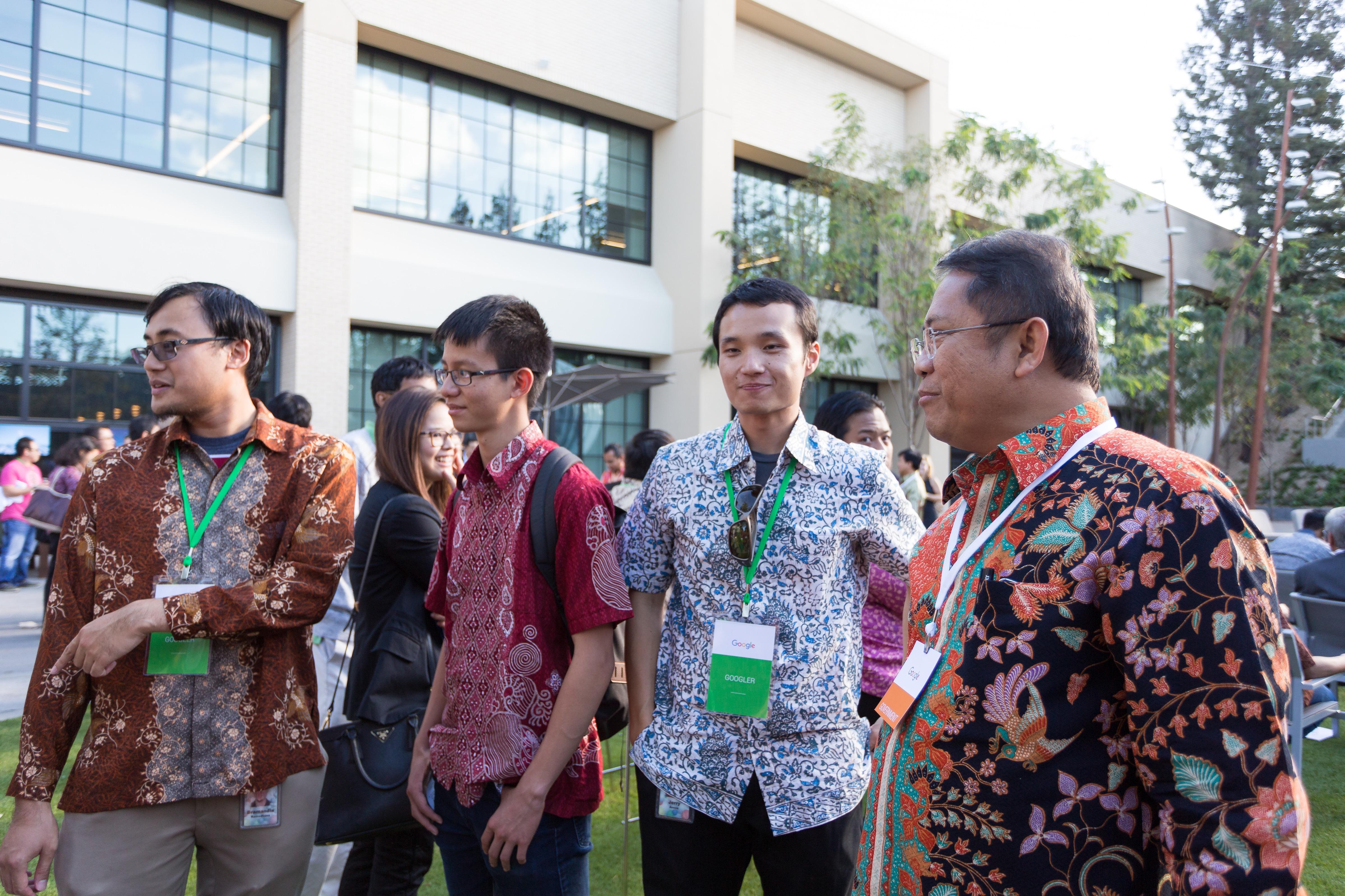 Indo delegation visit to SV - 74 of 115