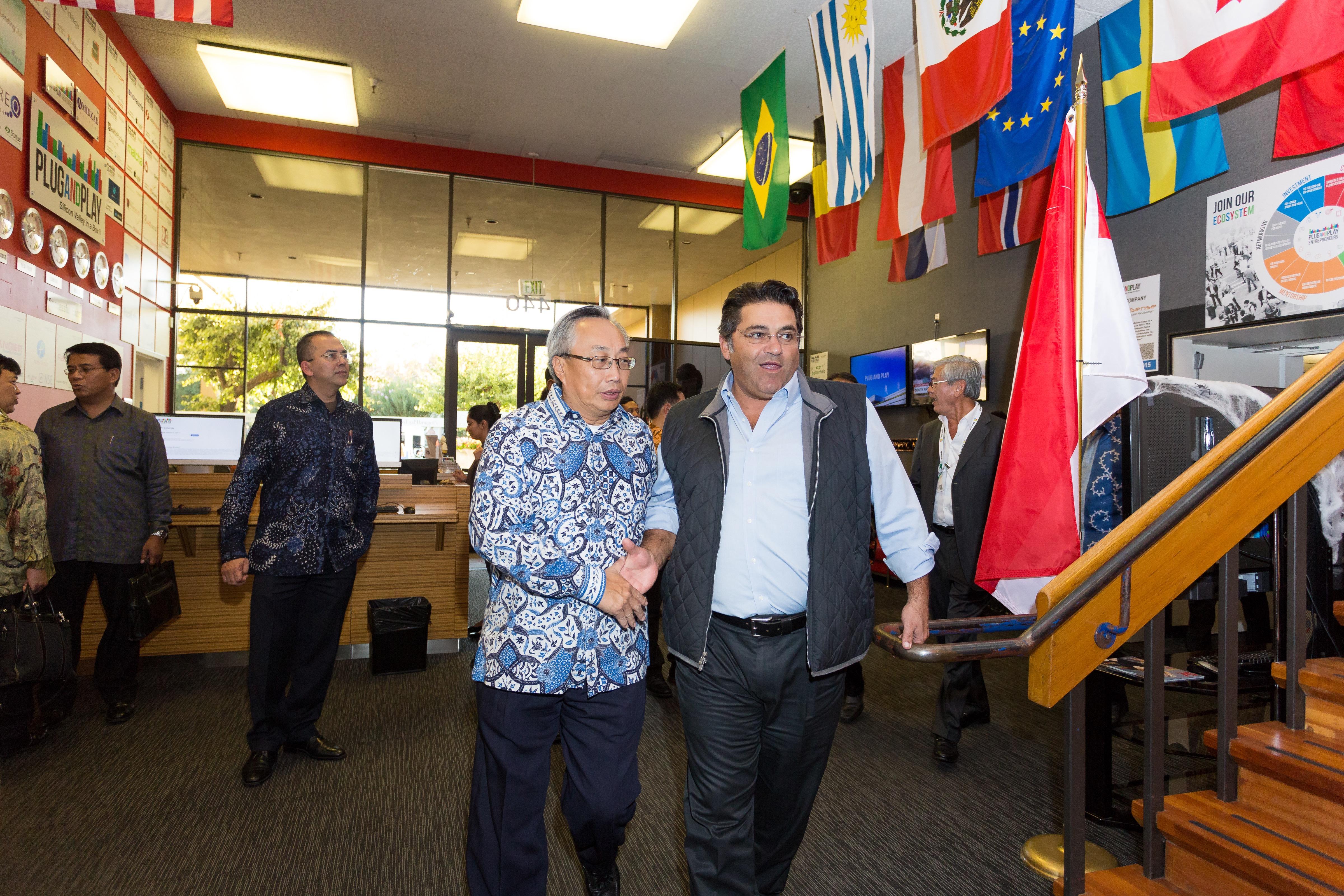 Indo delegation visit to SV - 93 of 115