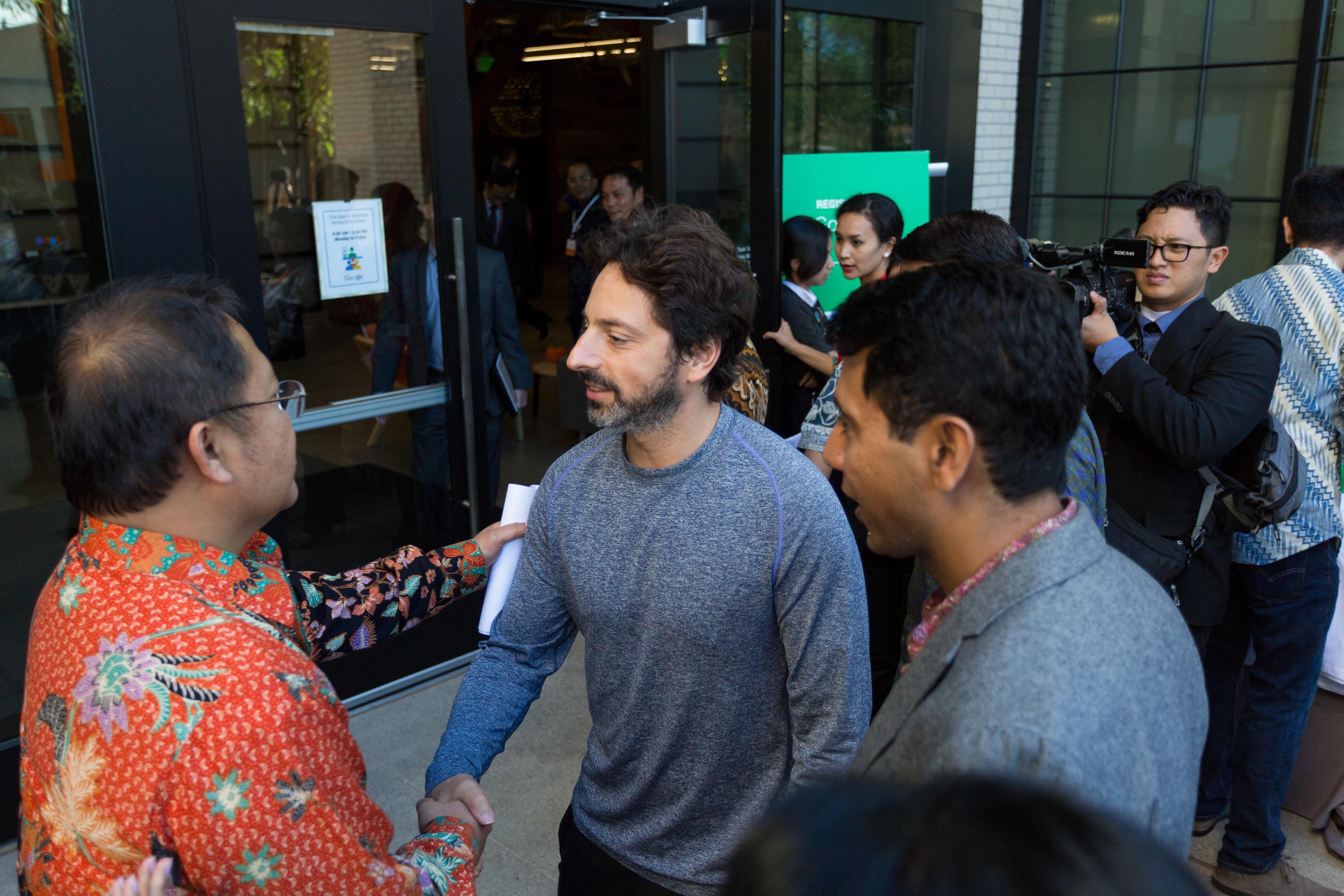 Indo delegation visit to SV - 56 of 115
