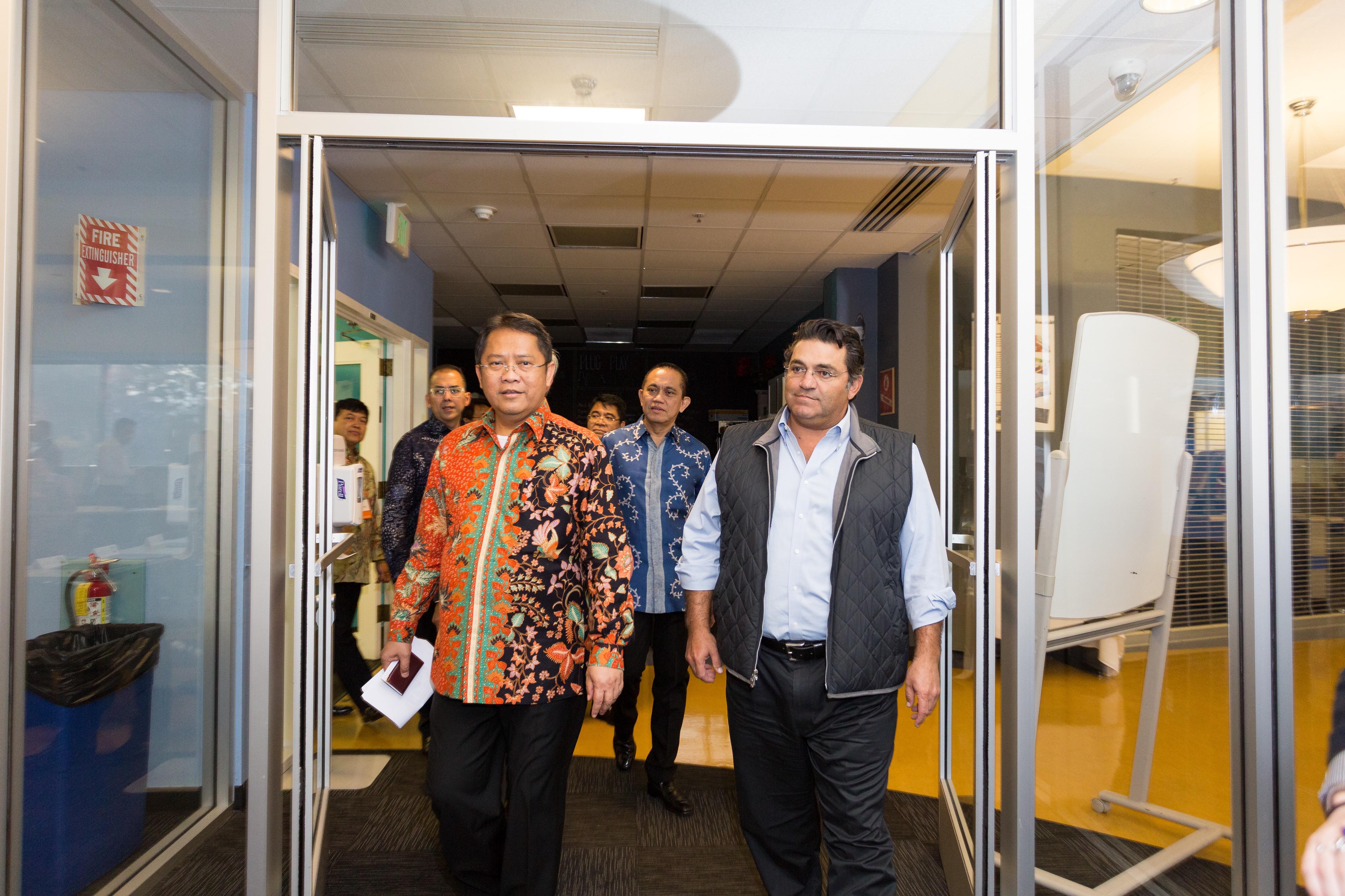 Indo delegation visit to SV - 96 of 115