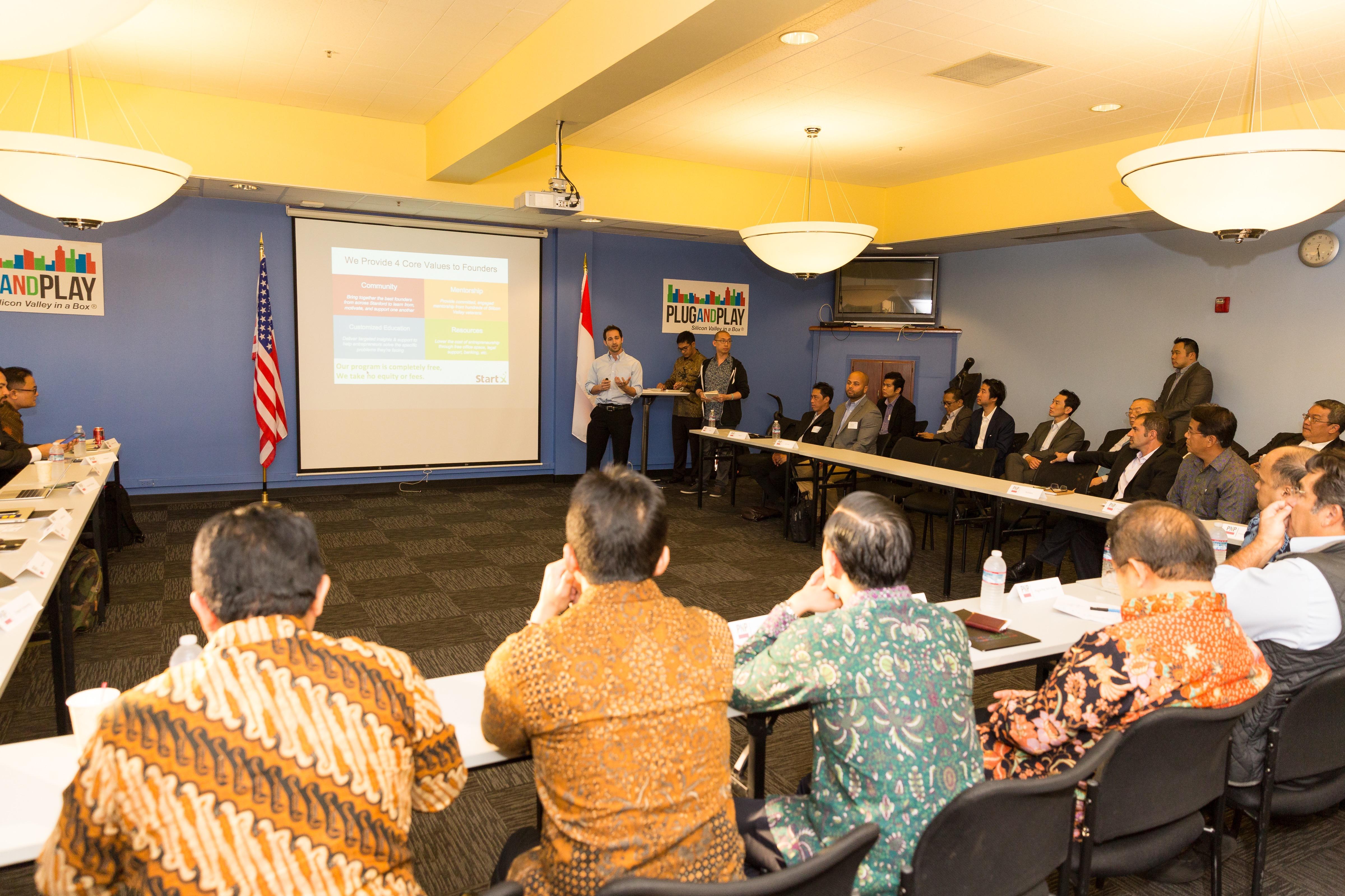 Indo delegation visit to SV - 3 of 115