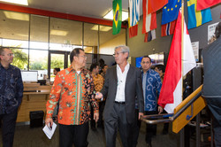 Indo delegation visit to SV - 94 of 115