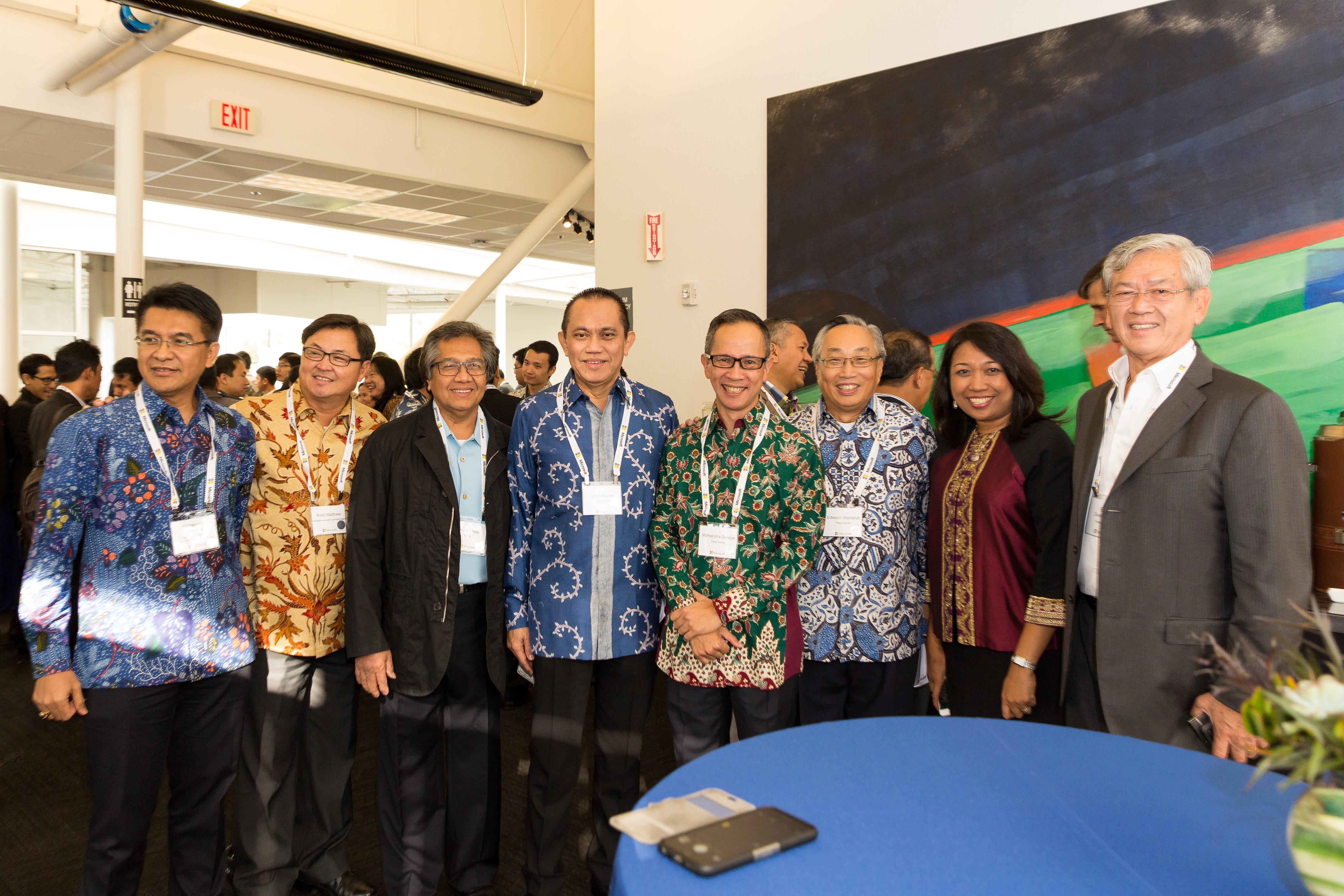 Indo delegation visit to SV - 24 of 115