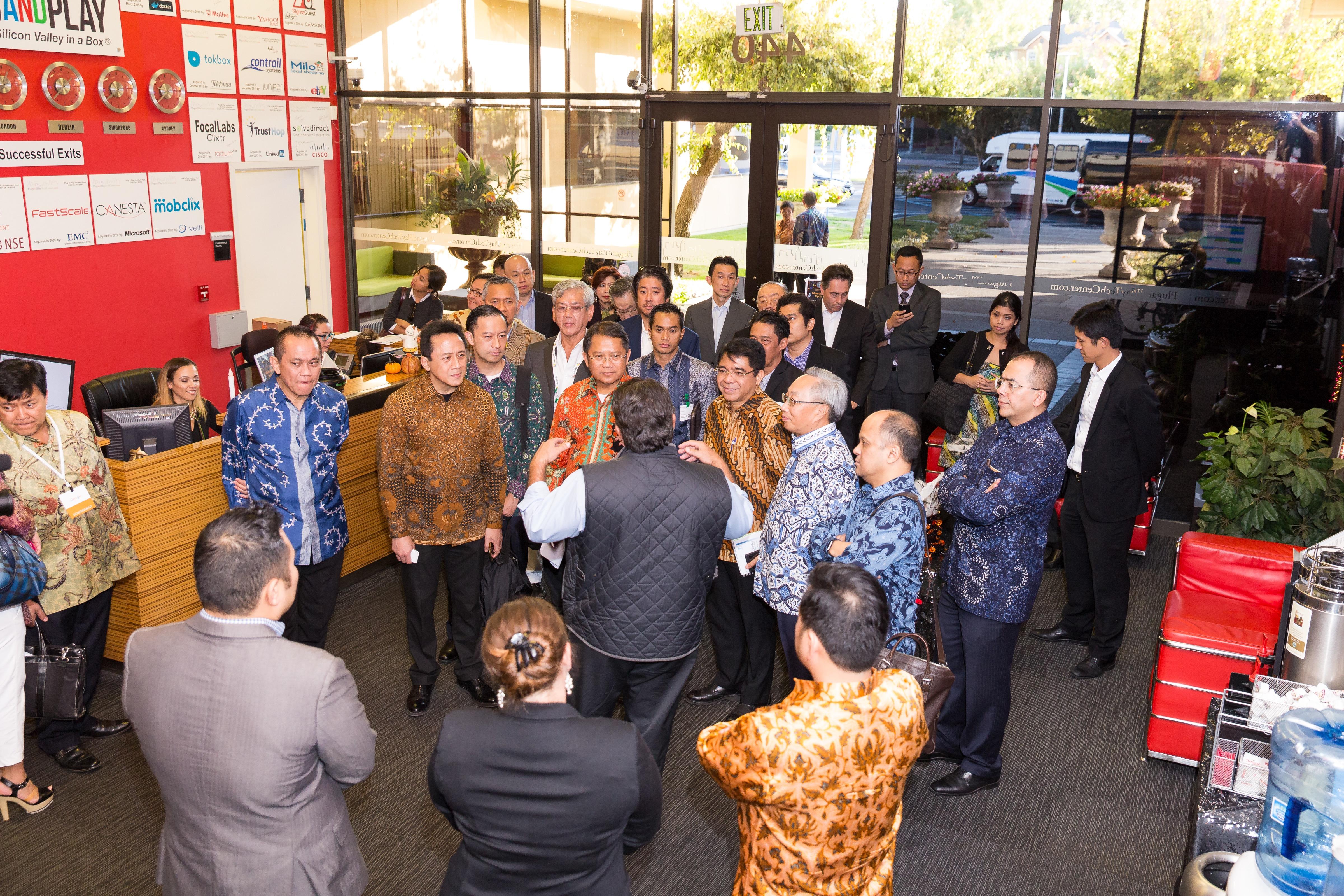Indo delegation visit to SV - 108 of 115