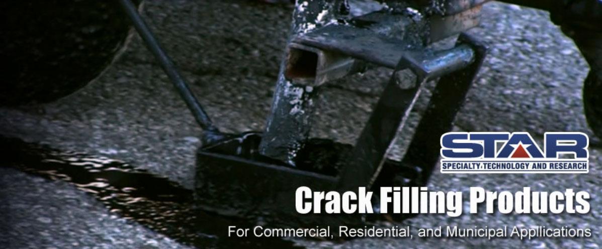 Crack Fillers
