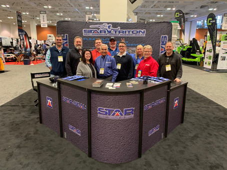 STAR at 2020 National Pavement Expo