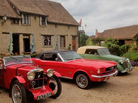 MG, Ford, Simca