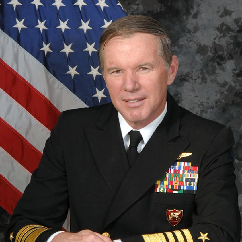 "Admiral Mark ""Lobster"" Fitzgerald Luncheon"