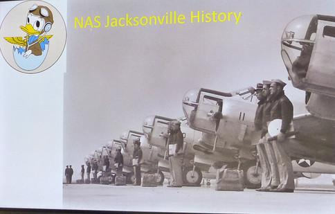 NAS Jax History