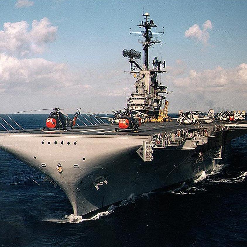 USS Yorktown Reunion