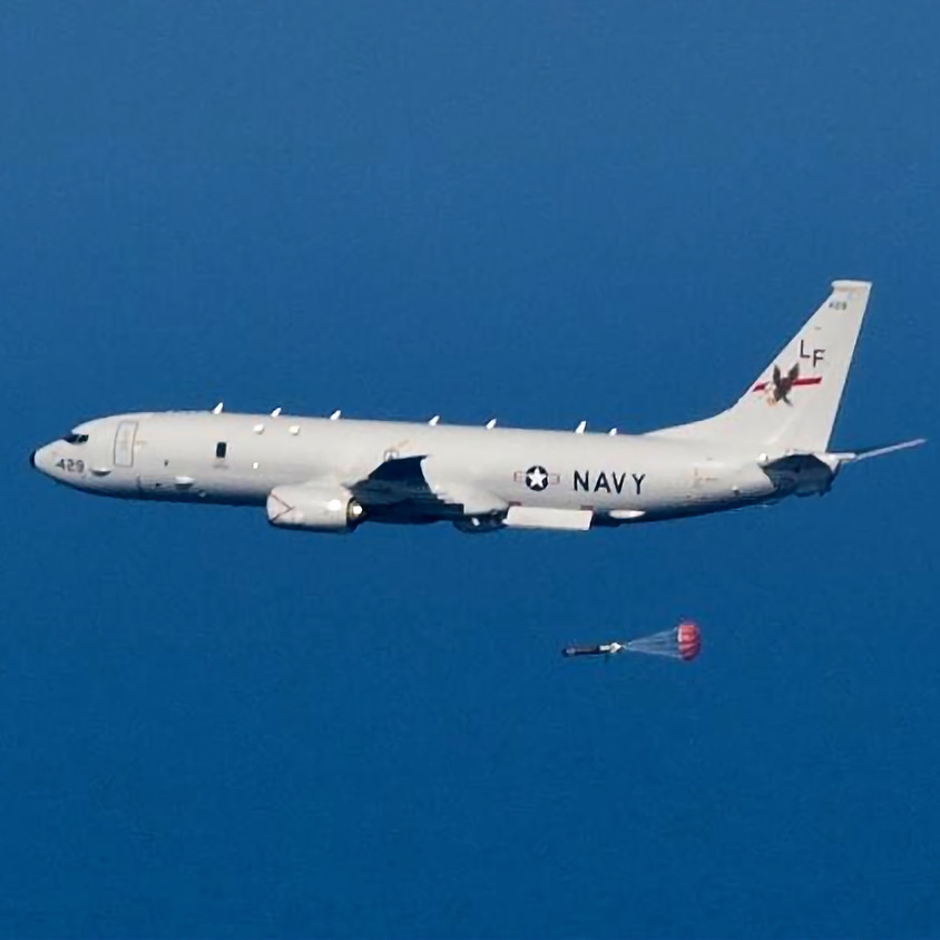Hands-on Tour of VP-30 and P-8 Aircraft