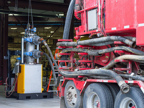 Magnetic Flowline Filter Successful Testing