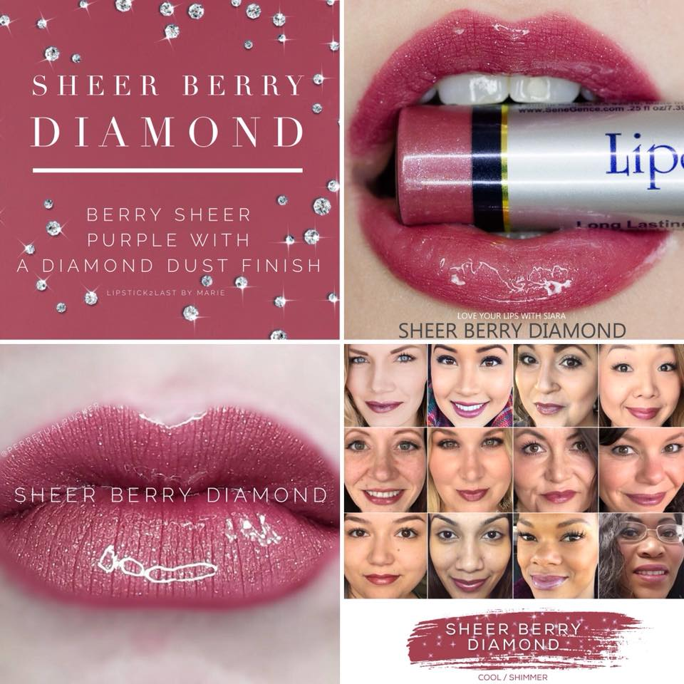 LipSense® Lip Colour Diamond Edition