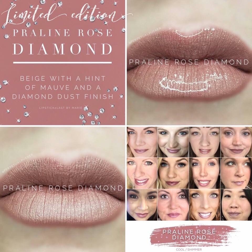 Praline-Rose-Diamond-Limited-Edition-Lipsense-Lipstick