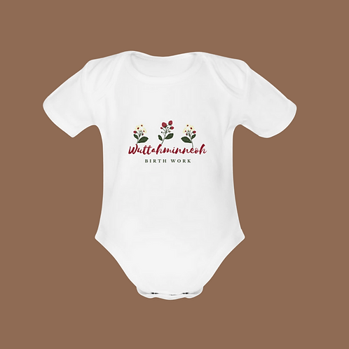 HEARTBERRY BLOSSOMS Onesie