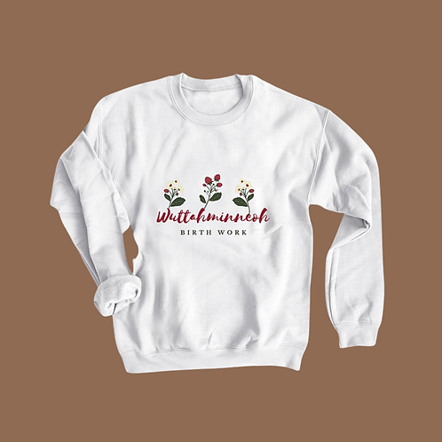 HEARTBERRY BLOSSOMS Pullover