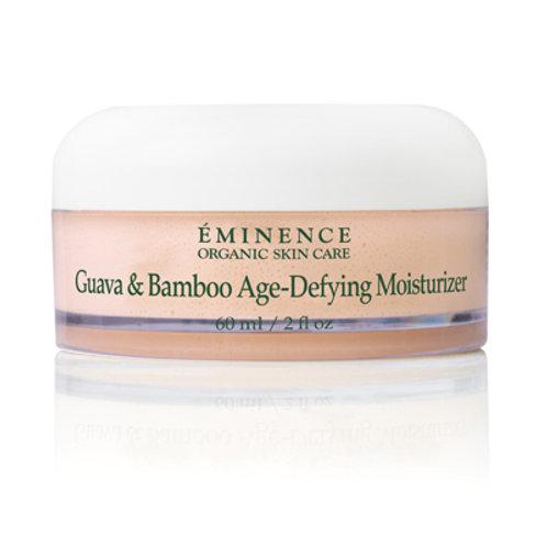 Guava & Bamboo Age Defying Moisturizer