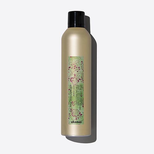 This is a Strong Hair Spray