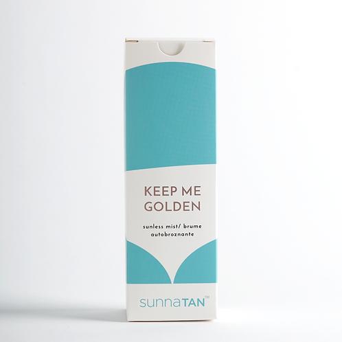 Sunnatan Keep Me Golden Spray