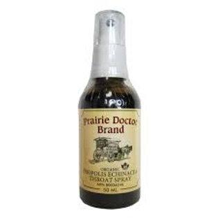 Prairie Doctor Organic Propolis Echinacea Throat Spray