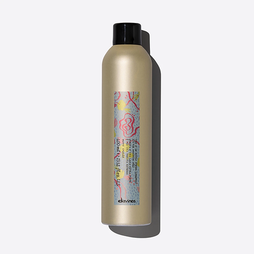 This is a Extra Strong Hair Spray