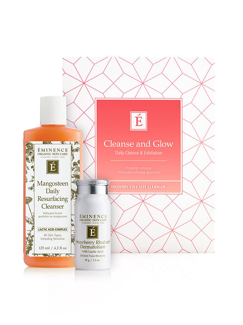 Cleanse and Glow Holiday Gift Pack