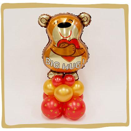 Big Hug Ballonbeer - 80cm