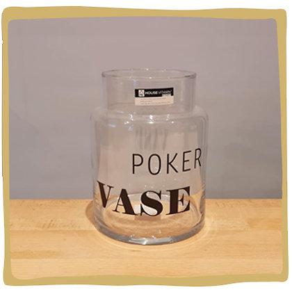 Vaas Poker vase