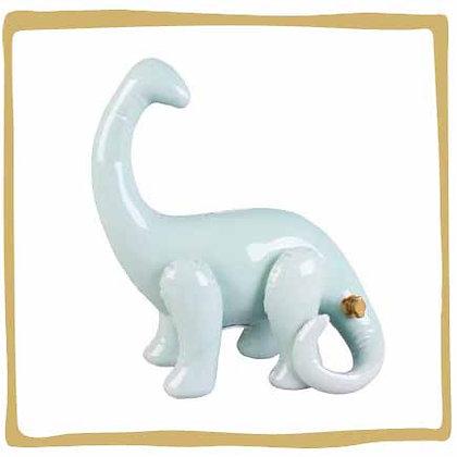 Spaarpot dinosaurus - Munt groen
