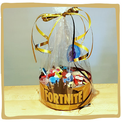 Fortnite Gold - Snoeptaart