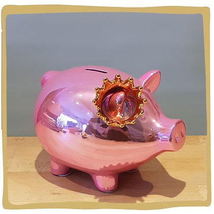 Piggy Pink - Spaarpot