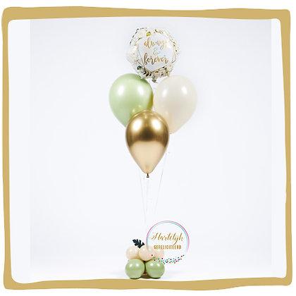 Always & Forever Ballonboeket