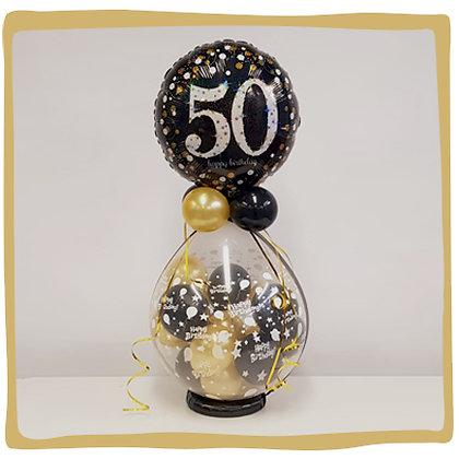 Cadeau Ballon - 50 jaar
