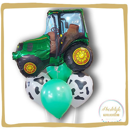 Tractor - Ballonboeket
