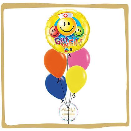Beterschap - Helium Ballonboeket