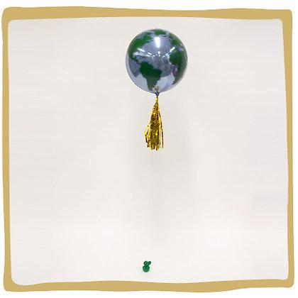 Wereldbol - Ballon