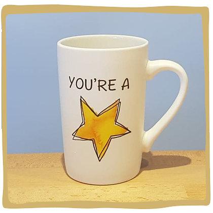 Mok you're a star