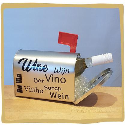 Wijn Brievenbus - Vino