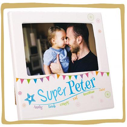 Super Peter - Fotolijst