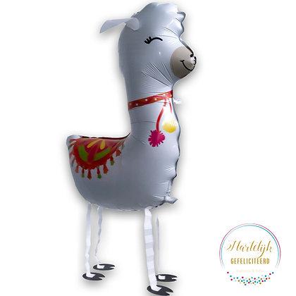 Folieballon- Lama