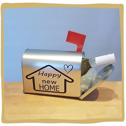 Wijn Brievenbus - Happy Home